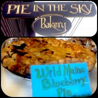 Photo taken at Pie In The Sky by 514eats on 8/6/2014