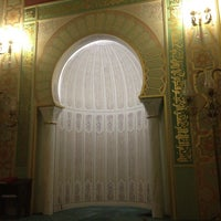 Photo taken at Akbaba Mehmet Efendi Camii by Levent Z. on 7/26/2013