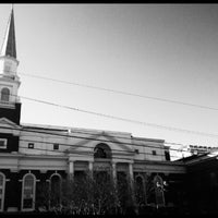 Photo taken at First Baptist Church by Elizabeth D. on 3/17/2013