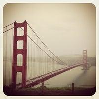 Photo taken at Vista Point by Jasmine S. on 12/15/2012
