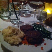 Photo taken at Fleming's Prime Steakhouse & Wine Bar by Theresa Michelle on 10/6/2012