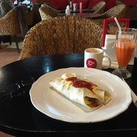 Photo taken at Emily's Cafe by Fed on 1/10/2015