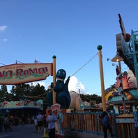 Photo taken at DinoLand U.S.A. by Amber D. on 11/11/2012
