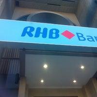 Photo taken at RHB Bank (Town) by Qhessha S. on 11/8/2012