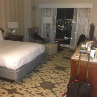 Photo taken at Hilton New Orleans Riverside by Timothy W. on 12/23/2012