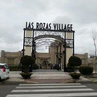 Photo taken at Las Rozas Village by Jerry L. on 4/29/2013