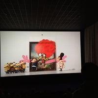 Photo taken at Cinépolis by KLoreth C. on 7/11/2015