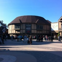 Photo taken at The Old Globe Theatre by KLoreth C. on 10/28/2012