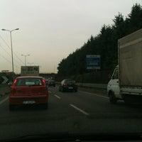 Photo taken at SS 35 Superstrada Milano-Meda by Matteo L. on 11/14/2013