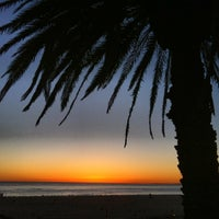 Photo taken at Santa Monica State Beach by Suki on 2/17/2013