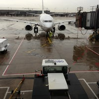 Photo taken at Gate C17 by Dalal A. on 4/12/2013