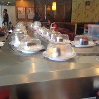 Photo taken at Sushi King by Pierina D. on 3/26/2015