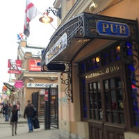 Photo taken at Shilling British Pub by Александр К. on 5/14/2013