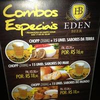 Photo taken at Eden Beer by Fabio R. on 12/23/2012