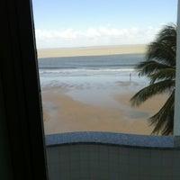 Photo taken at Hotel Praiamar by Abraham P. on 4/13/2013