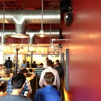 Photo taken at Chipotle Mexican Grill by Bradley N. on 2/18/2013