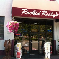 Photo taken at Rockin Rudy's by Joey M. on 8/18/2013