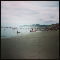 Photo taken at Playa de Canoa by Liss B. on 2/11/2013