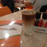 Photo taken at Lattelicious by Jeff A. on 5/5/2015