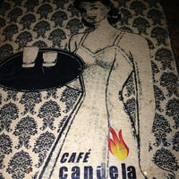 Photo taken at Cafe Candela by Danae G. on 12/29/2012