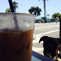 Photo taken at Pier View Coffee Co. by Carly B. on 6/7/2014