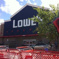 Photo taken at Lowe's Home Improvement by Doug F. on 6/1/2013