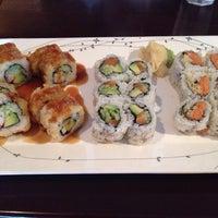 Photo taken at Tokyo Sushi by Dianne V. on 12/22/2013