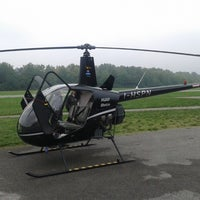 Photo taken at Helispin - Helicopter Flight School by Helispin l. on 10/5/2013