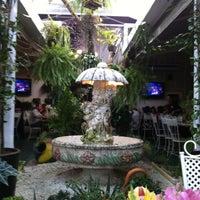 Photo taken at Jardim Aurélia Restaurante e Eventos by Marcos B. on 5/12/2013