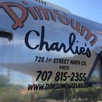 Photo taken at Dim Sum Charlie's by Daniel B. on 5/26/2013