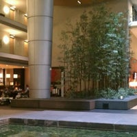 Photo taken at Westin Detroit Metropolitan Airport by Dennis P. on 10/26/2012