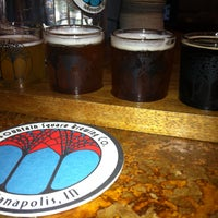 Photo taken at Fountain Square Brewing Company by Steve G. on 5/1/2013
