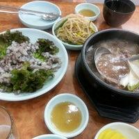 Photo taken at 무교동유림낙지 by Turi D. on 4/26/2014