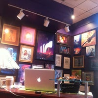 Photo taken at ArtInsights Animation & Film Art Gallery by Leslie P. on 2/2/2013