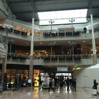 Photo taken at Bridgewater Commons Mall by Andrew M. on 3/2/2013
