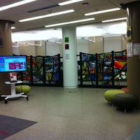 Photo taken at BEST Library by Emily S. on 2/28/2013