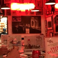 Photo taken at Mulberry Street Pizzeria by Javier R. on 3/8/2014