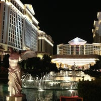 Photo taken at Caesars Palace Hotel & Casino by Nadya on 5/23/2013