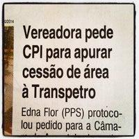 Photo taken at Folha da Região by Marco S. on 10/7/2014