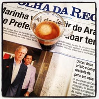 Photo taken at Folha da Região by Marco S. on 11/5/2014