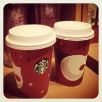 Photo taken at Starbucks by Ryan R. on 12/2/2012