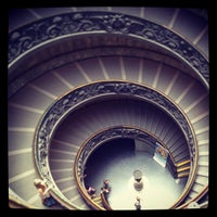 Photo taken at Vatican Museums by Олег О. on 5/4/2013