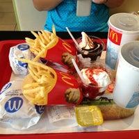 Photo taken at McDonald's by Uldis C. on 7/5/2013