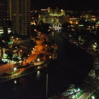 Photo taken at Las Olas River House by Day D. on 11/22/2012