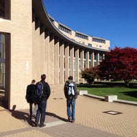 Photo taken at Olin College by Jesse B. on 11/4/2013