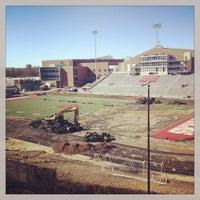 Photo taken at University of Nebraska at Omaha by Brandon W. on 2/19/2013