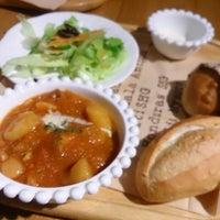 Photo taken at サザコーヒー 水戸京成百貨店店 by ひ on 10/20/2014