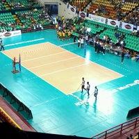 Photo taken at PhilSports Arena (ULTRA) by Eisnniv V. on 6/2/2013
