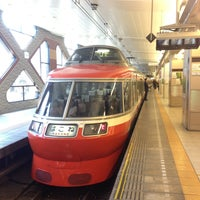 Photo taken at Shinjuku Station by Hachi_bee on 5/3/2013
