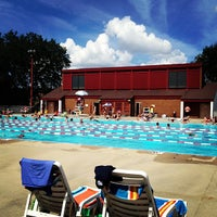 Photo taken at East Potomac Park Pool by Jason T. on 7/14/2013